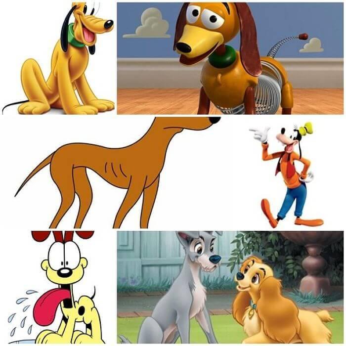 nombres de perros famosos