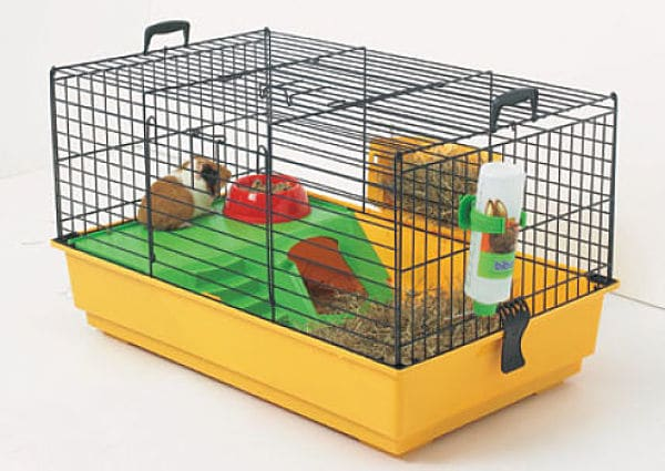 homemade hamster cage accessories