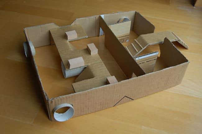 Como hacer juguetes para h msters en casa 5 geniales ideas - Juguetes caseros para conejos ...
