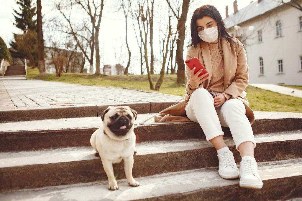 Qué tener en cuenta a la hora de salir a pasear con tu perro en contexto de Covid-19